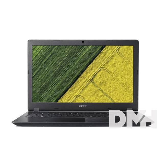 "Acer Aspire A315-33-C6MN 15,6""/Intel Celeron N3060/4GB/500GB/Int. VGA/fekete laptop"