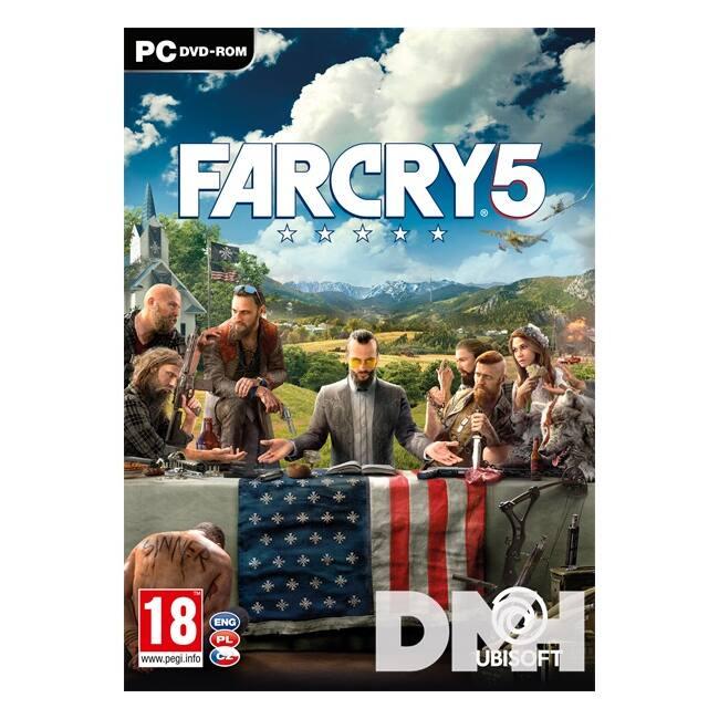 Far Cry 5 PC játékszoftver