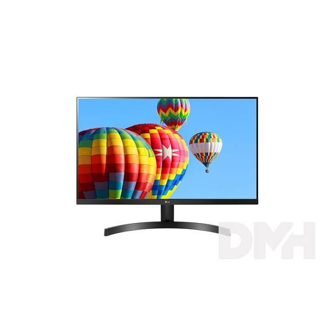 "LG 27"" 27MK600H-B LED IPS HDMI monitor"