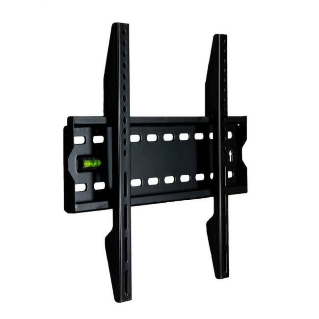 4World LCD 17''- 43'' falitartó, SLIM, max 40kg BLK