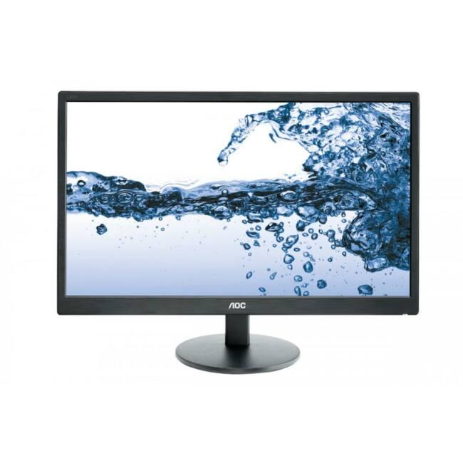 AOC monitor, E2270SWHN 21.5'', D-Sub/HDMI