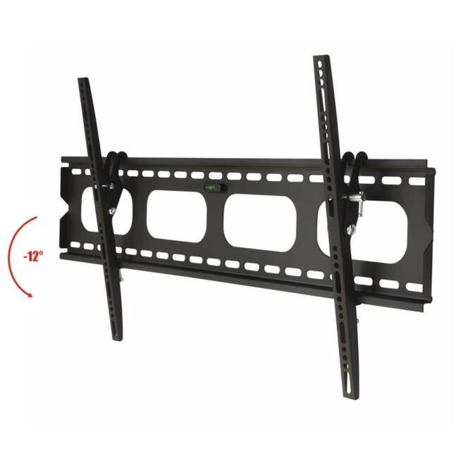 ART AR-11 LCD monitor tartó| fekete | dönthető| 42-70'' 100kg