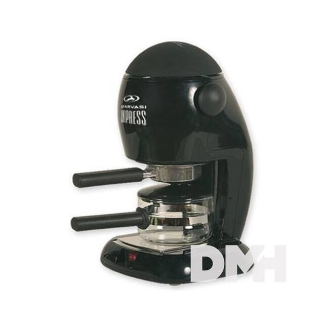 Szarvasi SZV624 fekete kávéfőző
