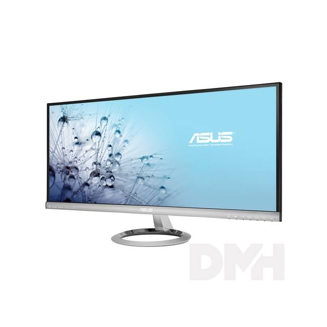 "Asus 29"" MX299Q LED 21:9 ULTRAWIDE UWHD káva nélküli multimédia monitor"