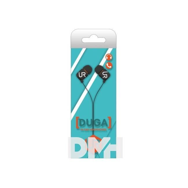 Trust Urban Duga In-ear fekete headset