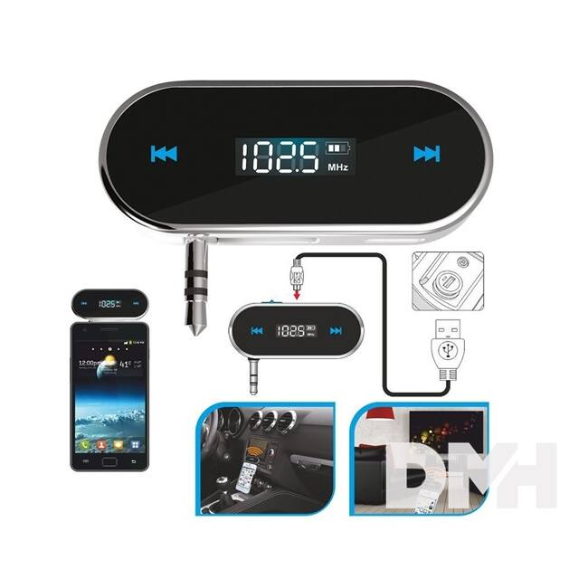 SAL SA 083 FM mobiltelefonhoz transzmitter