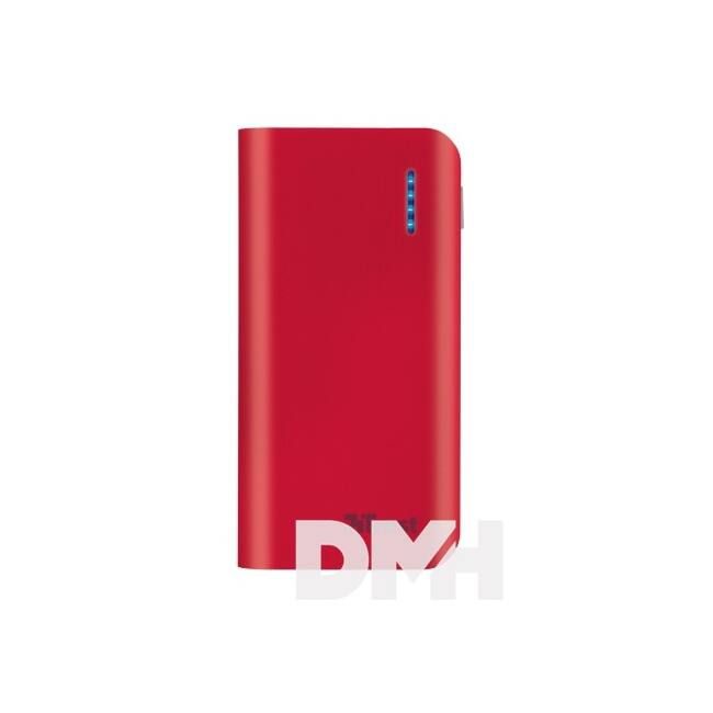 Trust Urban Primo 4400mAh piros power bank