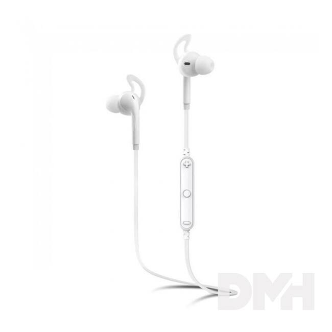 AWEI A610BL In-Ear Bluetooth fehér fülhallgató headset
