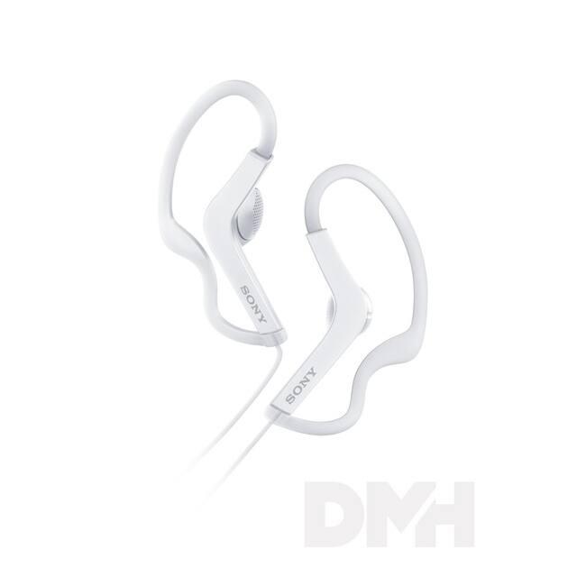 Sony MDR-AS210W fehér sport füllhallgató