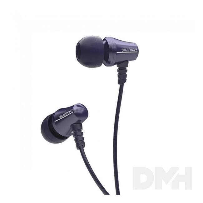 Brainwavz Jive In-Ear kék fülhallgató headset