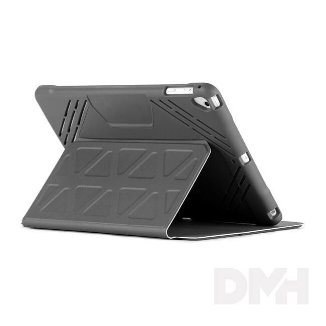 """Targus THZ63511GL 3D Protection 9,7"""" iPad (2018/17), iPad Pro, Air, Air 2 ezüst védő tok"""
