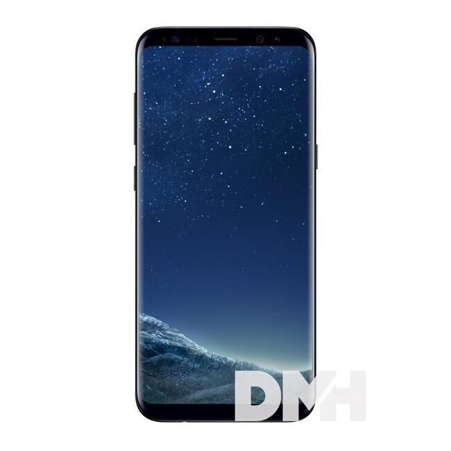 "Samsung Galaxy S8+ SM-G955F 6,2"" LTE 64GB  éjfekete okostelefon"