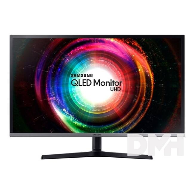 "Samsung 31,5"" U32H850U LED 4K 2HDMI Display port fekete-ezüst monitor"