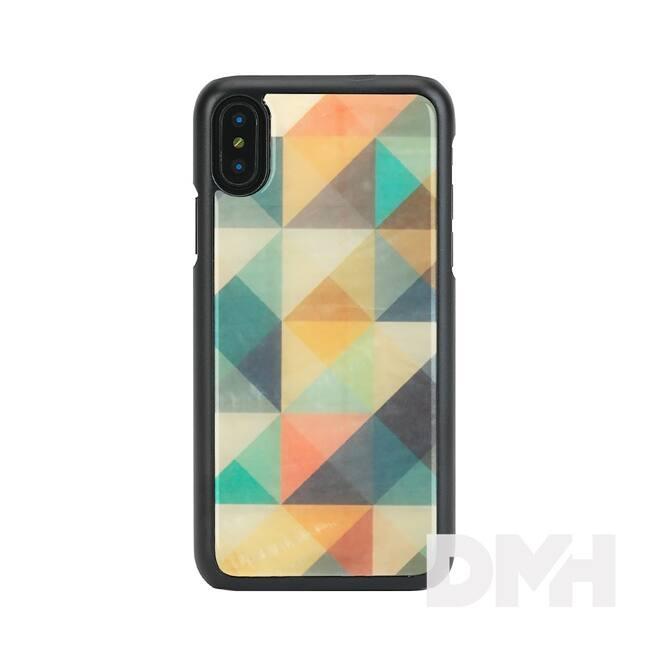 iKin K1691J iPhone X Mosaic márvány tok