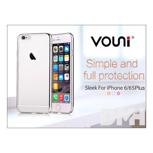 Vouni ST977306 SLEEK iPhone 6+/6S+ ezüst hátlap