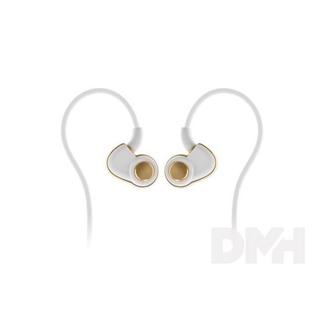 SoundMAGIC PL30+C In-Ear fehér-arany fülhallgató headset