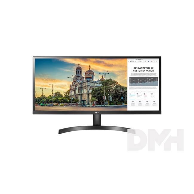 "LG 29"" 29WK500-P LED IPS 21:9 Ultrawide HDMI monitor"