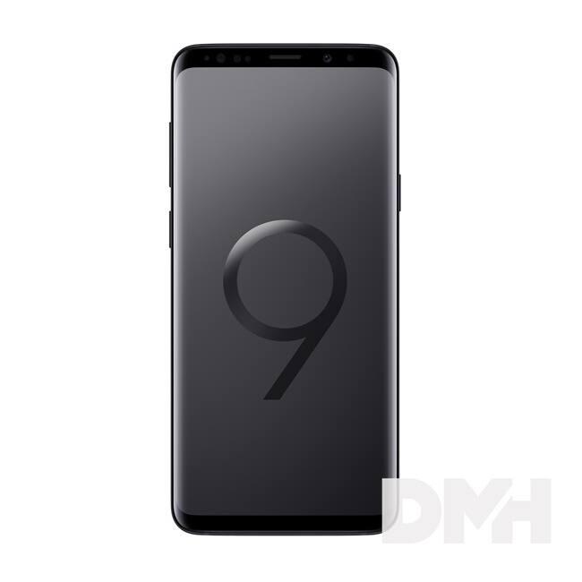 "Samsung Galaxy S9+ 6,2"" LTE 64GB Dual SIM fekete okostelefon"