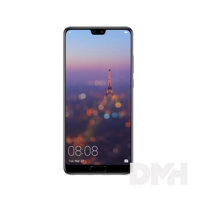 "Huawei P20 5,8"" LTE 128GB Dual SIM holdfény kék okostelefon"