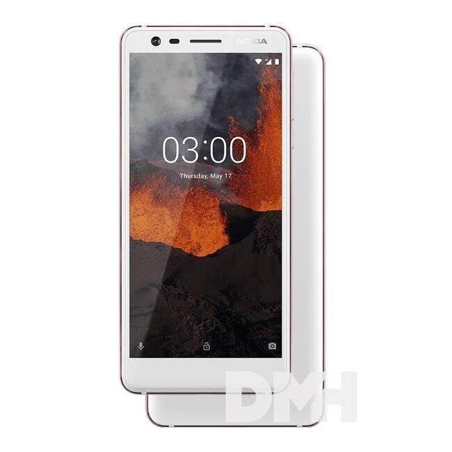 "Nokia 3.1 5,2"" LTE 16GB Dual SIM fehér okostelefon"