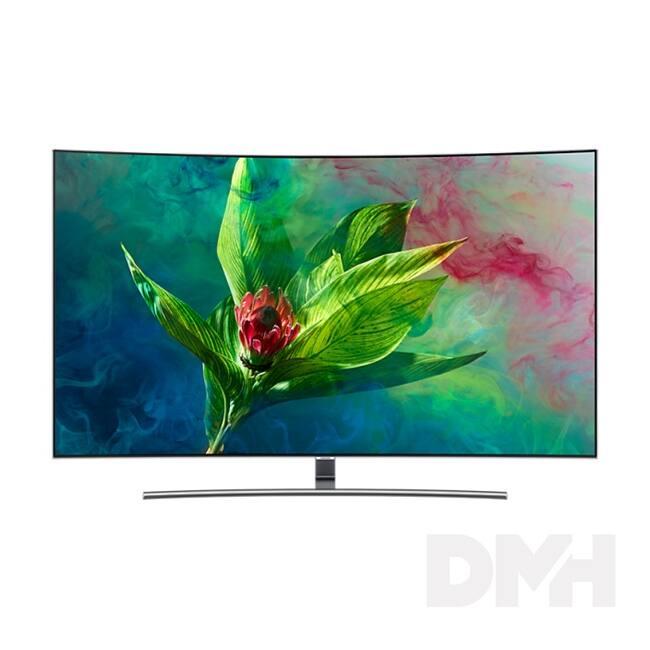 """Samsung 55"""" QE55Q8CN 4K UHD Smart Ívelt QLED TV"""