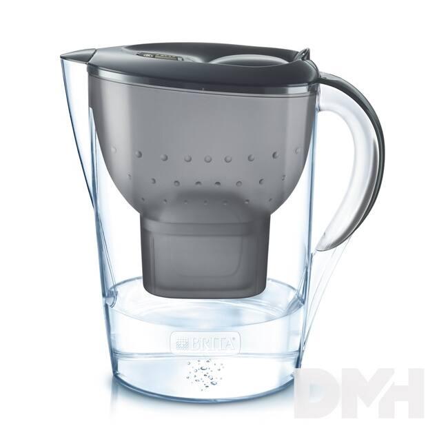 Brita Marella Cool 2.4 literes Maxtra grafit vízszűrő kancsó + 3 filter