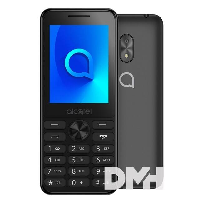 """Alcatel 2003D 2,4"""" Dual SIM sötétszürke mobiltelefon"""