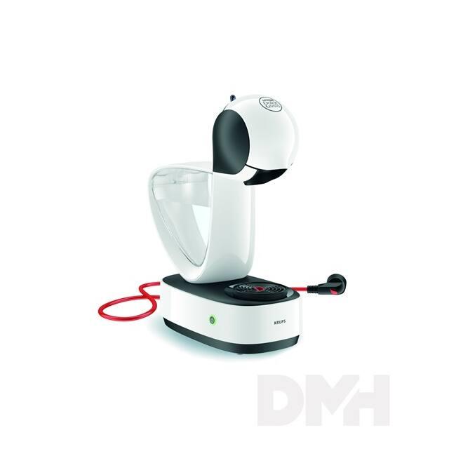Krups KP170131 Infinissima Dolce Gusto fehér kapszulás kávéfőző