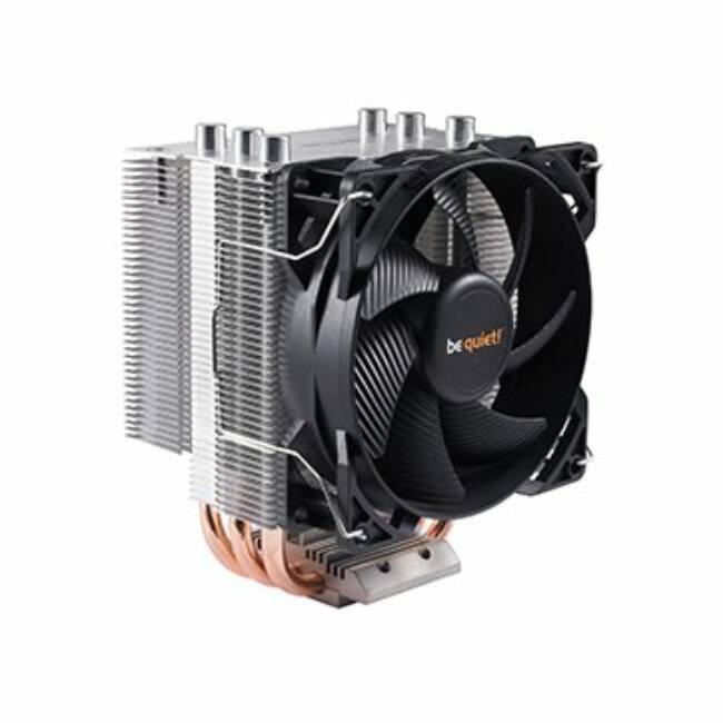 be quiet! Pure Rock Slim Intel: 1150 / 1151 / 1155 / 1156 AMD: AM2 (+) / AM3 (+) / AM4 (+) /  FM1 / FM2 (+), TDP 120W, silence-optimized be quiet! fan, 92x92x25, 3Y Warranty