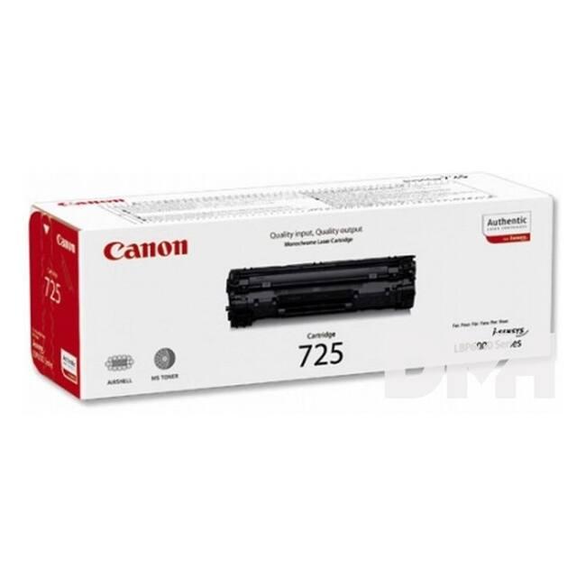 Canon CRG-725 fekete toner