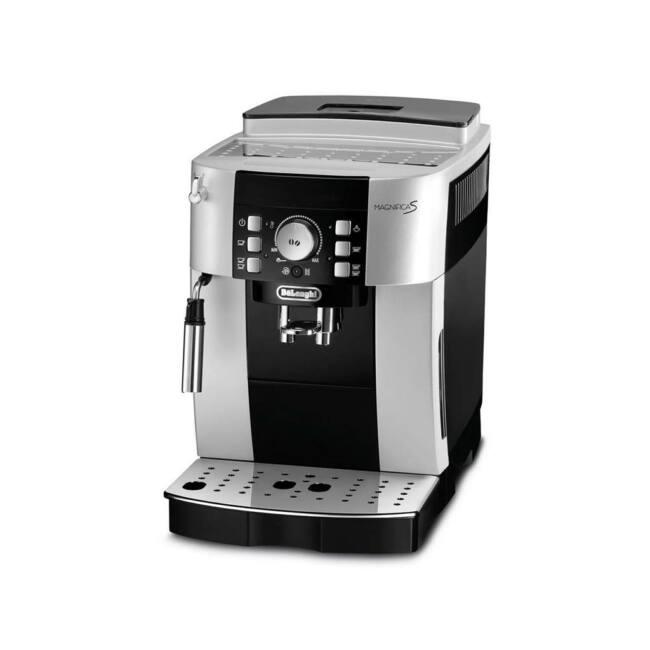 Coffee machine Delonghi ECAM21.117SB | silver-black