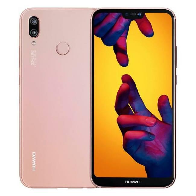 Huawei P20 Lite DS pink