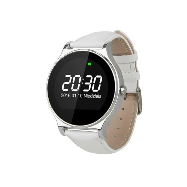 Smartwatch Kruger&Matz Style white