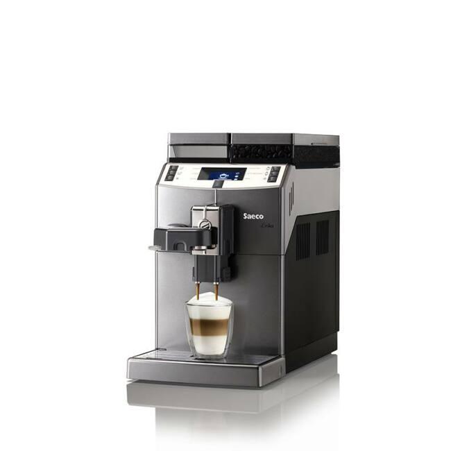 Coffee machine Saeco RI9851/01 Lirika One Touch Cappuccino