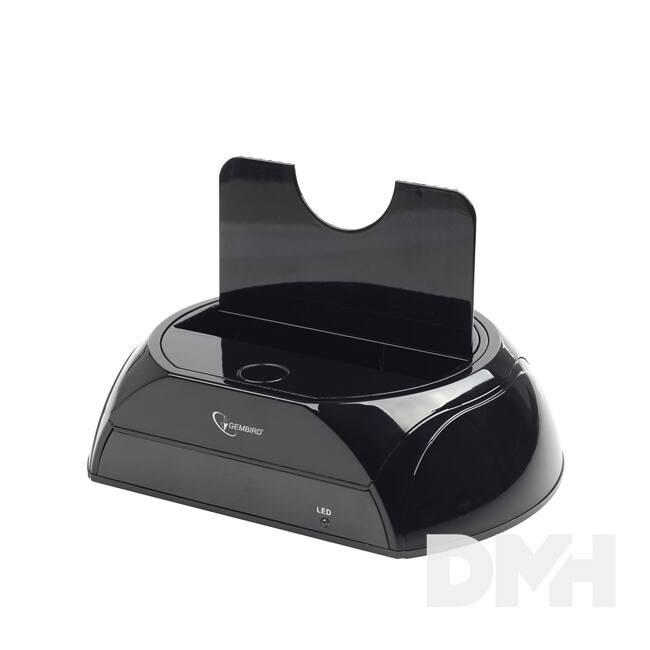Gembird USB 3.0 SATA HDD dokkoló állomás