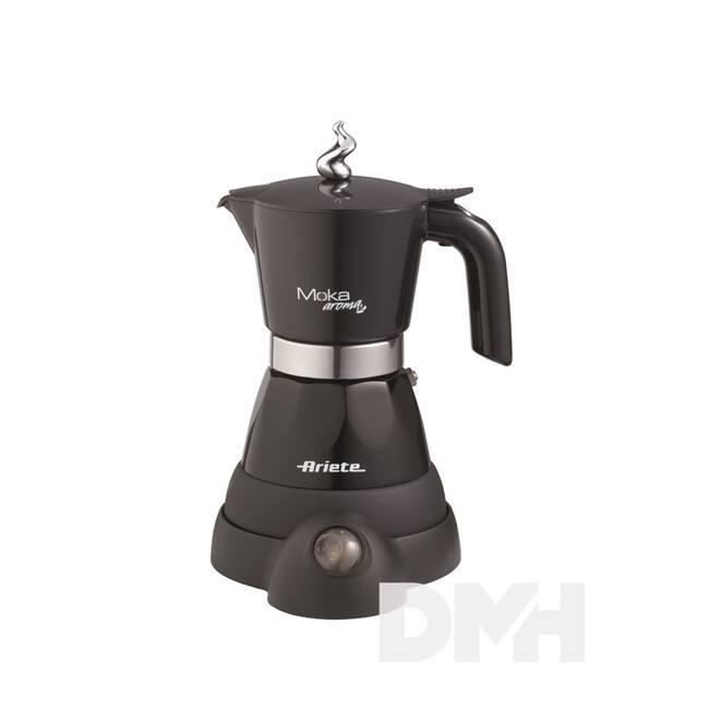 Ariete 1358.01 Mokina fekete kávéfőző