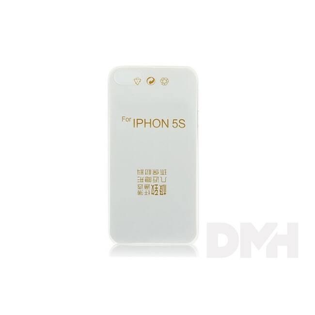 Haffner PT-2169 iPhone 5 ultra slim átlátszó hátlap