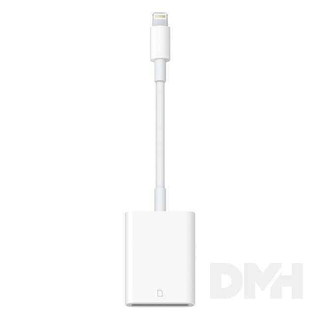 Apple Lightning » SD-kártyaolvasó