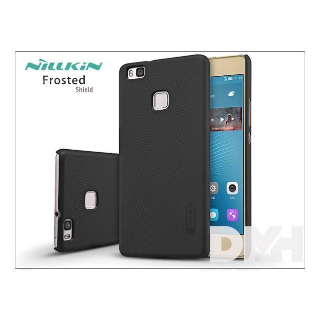 Nillkin NL119567 Huawei P9 Lite fekete hátlap képernyővédő fóliával