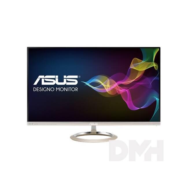 "Asus 27"" MX27UC LED 4K-UHD HDMI DisplayPort káva nélküli multimédia monitor"