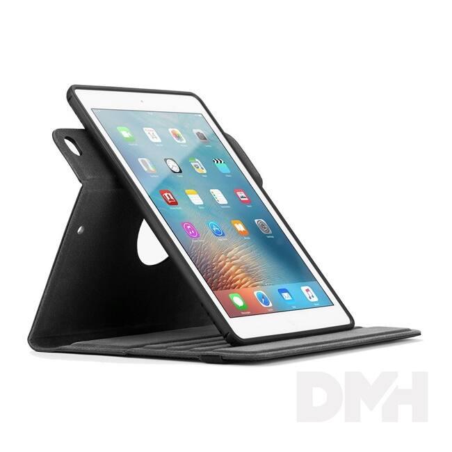 "Targus THZ634GL Versavu 9,7"" iPad (2018/17),  iPad Pro, Air, Air 2 forgatható fekete védő tok"