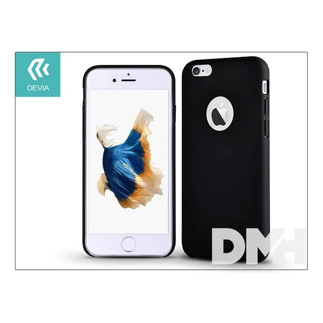 Devia ST980382 CEO iPhone 6+/6S+ fekete hátlap