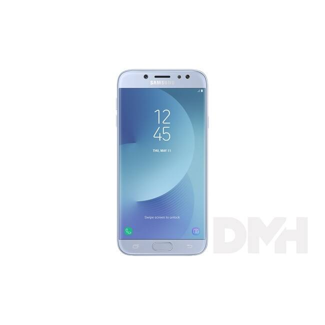 "Samsung Galaxy J7 SM-J730FN 5.5"" LTE 16GB Dual SIM kék-ezüst okostelefon"