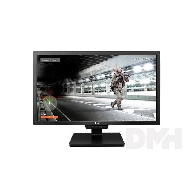 "LG 24"" 24GM79G LED 144 Hz DVI HDMI gamer monitor"