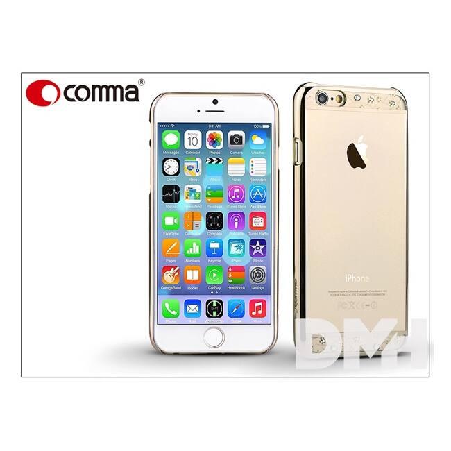 Comma ST954048 Crystal Bling iPhone 6/6S pezsgőarany hátlap