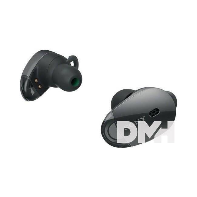 Sony WF1000X Bluetooth True Wireless fekete fülhallgató headset