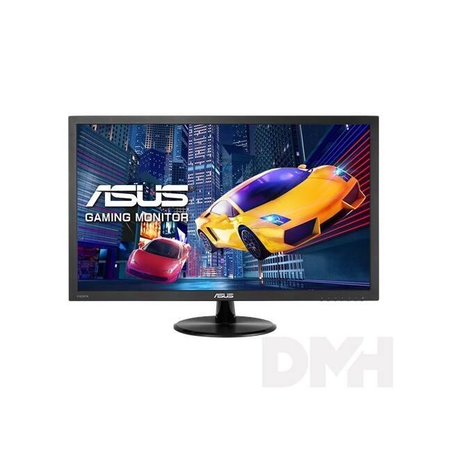 """Asus 27"""" VP278H LED DVI HDMI káva nélküli multimédia monitor"""