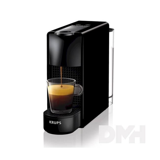 Krups XN110810 Nespresso Essenza Mini fekete kávéfőző