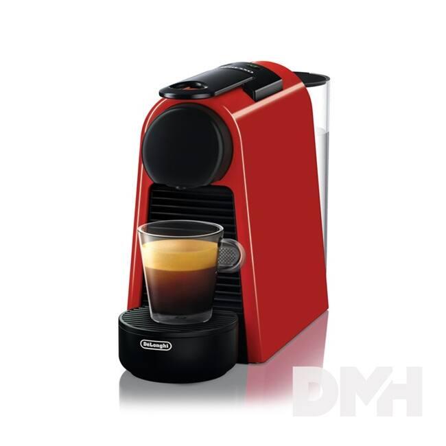 DeLonghi Nespresso EN 85.R Essenza Mini piros kapszulás kávéfőző