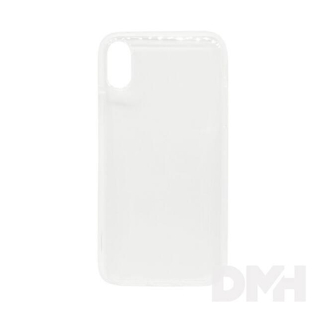 Cellect TPU-IPHX-TP iPhone X átlátszó vékony szilikon hátlap